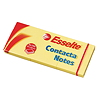 Esselte Haftnotiz Contacta Notes 83012 50x40mm gelb 300 Bl./Pack.