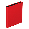 PAGNA Ringbuch Basic Colours 20406-03 DIN A5 2Ringe PP rot