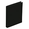 PAGNA Ringbuch Basic Colours 20406-01 DIN A5 2Ringe PP schwarz