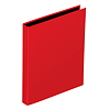 PAGNA Ringbuch Basic Colours 20605-03 DIN A4 4Ringe PP rot