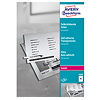 Avery Zweckform Laserfolie 3480 210x297mm transparent 100 St./Pack.