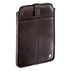 aha Tablettasche Vintage Big 00119928 für Apple iPad,Leder braun