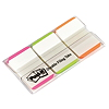 Post-it Haftstreifen Index Strong 686L-PGO lila/gn/or 3x22 St./Pack.