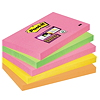 Post-it Haftnotiz Super Sticky Neon Notes 655S-N 127x76mm 5 St./Pack.