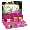 Post-it Haftnotizen Super Sticky TD-SUSTI Display