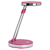 MAUL Tischleuchte MAULpuck 8201222 LED 5W Standfuß pink