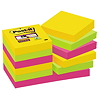 Post-it Haftnotiz Super Sticky 62212SR 48x48mm 12 St./Pack.