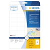 HERMA Etikett SuperPrint 4684 52x30mm tr 1.000 St./Pack.