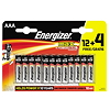 Energizer Batterie E300125700 Max Micro/AAA 12 St./Pack. +4Gratis