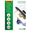 Fellowes Laminierfolie Impress 100 5351111 DIN A4 tr 100 St./Pack.