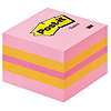 Post-it Haftnotizwürfel Mini 2051-P 51x40x51mm 400Bl. pink