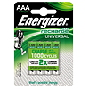 Energizer Akku Recharge Universal E300322200 AAA/HR03 4 St./Pack.