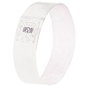 Sigel Eventband Super Soft EB216 255x25mm weiß 120 St./Pack.