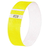 Sigel Eventband Super Soft EB213 255x25mm neon gelb 120 St./Pack.