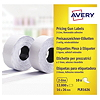 Avery Zweckform Endlosetikett PLR1626 16x26mm 12.000 St./Pack.