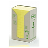 Post-it Haftnotiz Recycling Notes Tower 653-1T 38x51mm 24 St./Pack.