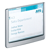 DURABLE Türschild Click SIGN 486137 149x105,5mm graphit