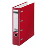 Leitz Doppelordner 10120025 2xDIN A5 quer 75mm PP rot