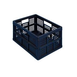 Really Useful Box Klappbox 32FBK 32l 47x23x34cm schwarz