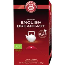 Teekanne Tee English Breakfeast 47288 schwarzer Tee 20 St./Pack.