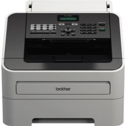 Brother Faxgerät FAX2840G1 36,8x31,1x36cm Laser gr/sw