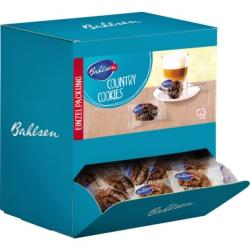 Bahlsen Gebäck Country Cookies 41440 Thekendispenser 140 St./Pack.