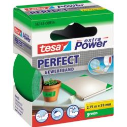 tesa Gewebeband extra Power Perfect 56343-00039 38mmx2,75m grün