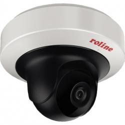 ROLINE Kamera RPIF4-1W Pan/Tilt 21.19.7311 4MP Indoor 4mm IR