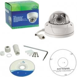 value Kamera VDOF2-1 Fixed Dome 21.99.1638 2MP Outdoor 28mm IP66