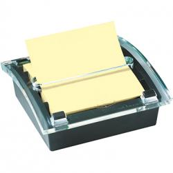 Post-it Haftnotizspender C2014 106x41x104mm sw/tr +Z-Notes R330 ge